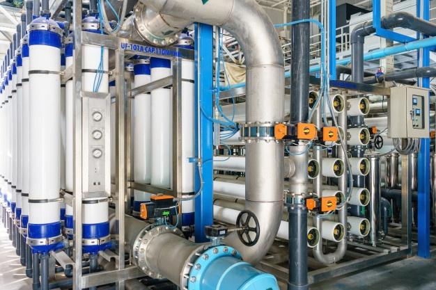 Reverse Osmosis (RO) Water Purification